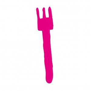 Pink Fork
