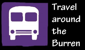 Travel around the Burren